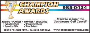 Champion Awards