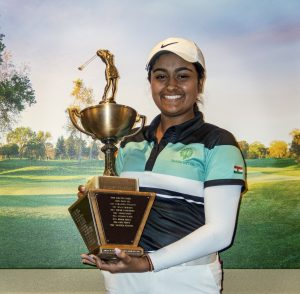 Overall Girls Champion, Anika Varma
