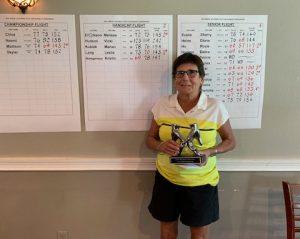 Leslie Lang, Net Winner