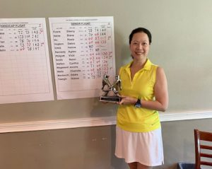 Rosie Ho, Senior Net winner